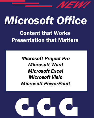 SETC Training now offers Microsoft Office training